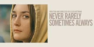 NEVER RARELY SOMETIMES ALWAYS, un film de Eliza Hittman