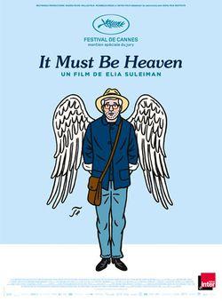 It Must Be Heaven-Elia Suleiman